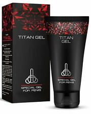 TITAN GEL for Men Male Enhancement Cream Penis Enlarger Enlargement ORIGINAL