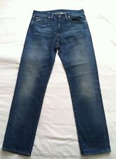 NWOTG Levi's LVC BIG E1962 551ZXX Selvedge Denim Men Jean SZ34x34 MADE IN TURKEY