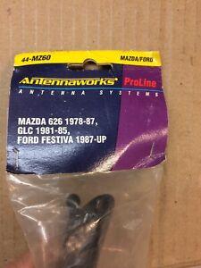 Antennaworks Mazda 626 1978-87, Ford Festiva 1987 and Up, 44-MZ60