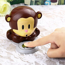Nail Art Cute Monkey Hand Tips Gel Polish Quick Blow Dryer Blower Manicure Tool