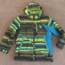 Kids Spyder Ski Jacket Size 12