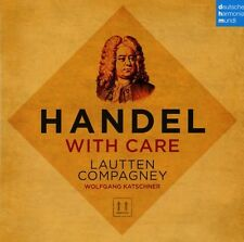 LAUTTEN COMPAGNEY - HANDEL WITH CARE - MUSIK AUS OPERN/ORATORIEN  CD NEW+