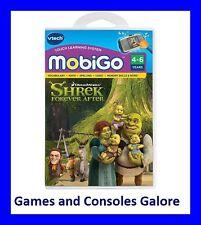 NEW!!! Vtech MobiGo Game Learning Software - Shrek 4 MobiGo 2 or Mobigo 1