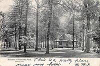 CANTON OH BEAUTIES OF NIMISILLA PARK POSTCARD c1907