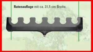 RUTENAUFLAGE FÜR PICKER- UND FEEDERRUTEN 31,5cm breit