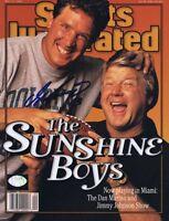 Dan Marino Signed 1996 Sports Illustrated Full Magazine w/ Marino Hologram