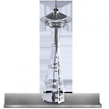 Metal Earth Seattle Space Needle 3D Laser Cut Model Fascinations 010145