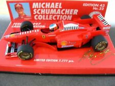 1/43 Minichamps Ferrari 1997 Launch Version F1 Michael Schumacher #5