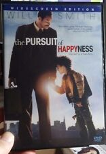 The Pursuit of Happyness 2006 (DVD)Used - Free S&H - Will Smith - Jaden Smith
