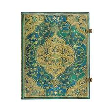 "Paperblanks Journal ""Turquoise Chronicles"" LINED Ultra 7x9"