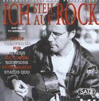 Ich steh' auf Rock (präs. von Reinhold Beckmann) ZZ Top, Tina Turner, Pur.. [CD]