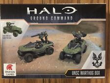 HALO Ground Command: UNSC Warthog Box