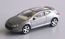 Peugeot Concept Car 407 Elixir 3 inches NOREV 1/64 New Original Box