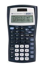 Texas Instruments TI 30 X II S Schulrechner - Schwarz