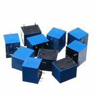 2/5/10pcs/set SRD-12VDC-SL-C 10A 5 Pins RELAY 12V DC Coil Power Relay PCB Module