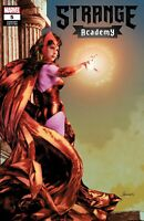 🔥🚨 STRANGE ACADEMY #5 JAY ANACLETO Scarlet Witch Trade Dress Variant NM