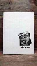 1984 Shawnee Mission NW High School Yearbook,  Shawnee Kansas