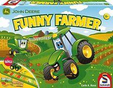 SCHMIDT SPIELE 40568 - JOHN DEERE - FUNNY FARMER # NEU OVP