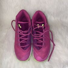Girls Under Armor Sneakers  Shoes Size 4 Y
