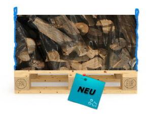 5x Paletten Holzbag Woodbag BigBag 80x120x100cm Premium Brennholz Holz Big Bag