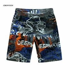 Swimwear Mens Swim Shorts Surf Wear Board Shorts 2018 Summer Swimsuit Bermuda