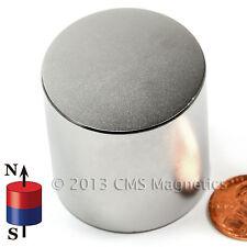 """Neodymium Magnet N42 Disc Dia 1 1/2""""X1 1/2"""" NdFeB Rare Earth Magnet 1 PC"""