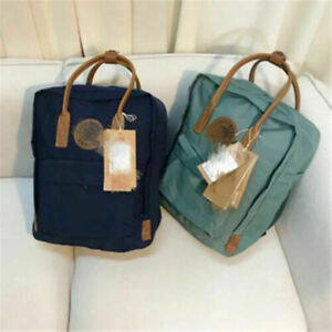 New Kanken Women/Men Travel Shoulder School Bags NO.2 Backpack 7L/16L