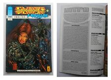 Image 45, Cyberforce 13, Witchblade, Arma Zero, Luglio 1997, Star Comics, L.4000