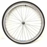 "26"" Weinmann Front Bicycle Wheel, Alloy & 2.125 Tire Mountain Cruiser Bike  #F66"
