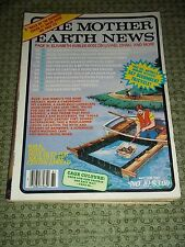 "Vtg. Back Issue ""The Mother Earth News"" Magazine, No. 81, May/June 1983"