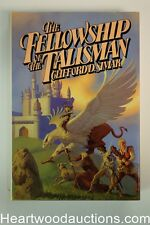 The Fellowship of the Talisman Clifford D. Simak First, Signed by  Michael Whela