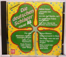 Die Deutschen Schlager (8) + CD Partyband Album mit Stimmungsgarantie + 14 Hits