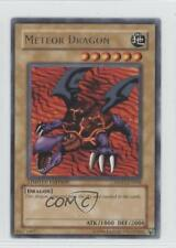 2006 Yu-Gi-Oh! McDonald's Promotional Series 2 MDP2-EN008 Meteor Dragon Card a1w