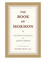Book Of Mormon Doubleday Edition Hard Cover BRAND NEW (Out Of Print)