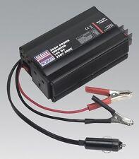 Sealey PI300 300W inversor de potencia de 12V CC - 230V 50Hz Herramienta Equipo De Garaje