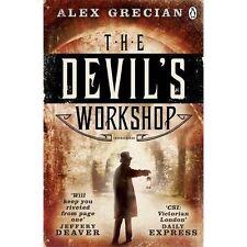 The Devils Workshop (Scotland Yard Murder Squad), Grecian, Alex, Used; Good Book