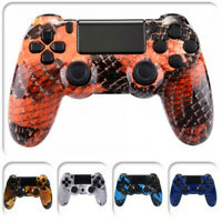 Customized Patterned Full Set Shell Case Buttons for Dualshock 4 PS4 Controller
