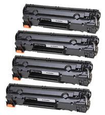 4PK CE285A for HP 85A LaserJet P1102,P1102W,Pro M1210,M1212nf,Pro M1217nfw
