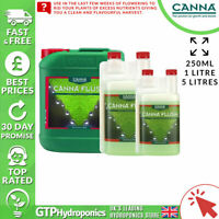 Canna Flush 250ml - Clean / Remove Excess Plant Nutrients Hydroponics - 250ml