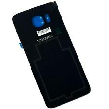 Samsung Galaxy S6 G920 G920F Copribatteria Coperchio + Cuscinetto adesivo Nero