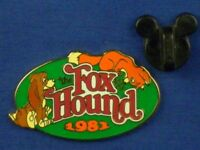 Fox and the Hound Countdown to the Millennium #28 Pin # 603