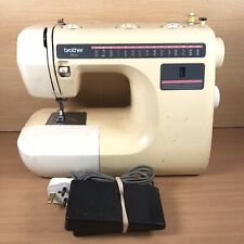 BROTHER PS-31 SEWING MACHINE - Working - with foot pedal