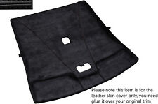 BLACK GREY ROOF HEADLINING PU SUEDE SKIN COVER FITS NISSAN SKYLINE R33 93-98
