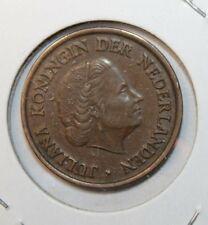 Nederland - 5 cent - JULIANA - 1953  Free Ship USA