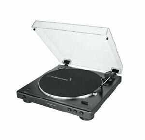 Audio Technica Fully Automatic BlueTooth Stereo Turntable System AT-LP60XBT/B