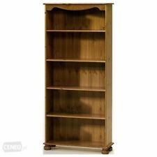 """Libreria 4 ripiani in legno massello """"Richmond""""  165 x 76"""
