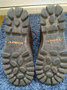 Brasher Hillmaster UK size 4 Womens Hiking Walking Boots