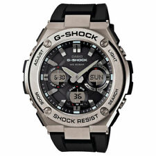 Casio Men G-Shock G-STEEL Tough Solar Ana/Digital  Watch GSTS110-1A