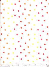 Summer Days Polka Dots - NEW Quilt Fabric - Free Shipping - 1 Yard