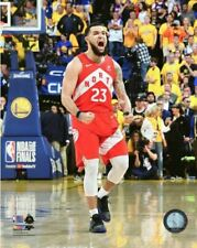 Fred VanVleet Raptors Celebrates Winning 2019 NBA Finals Champions 8x10 Photo
